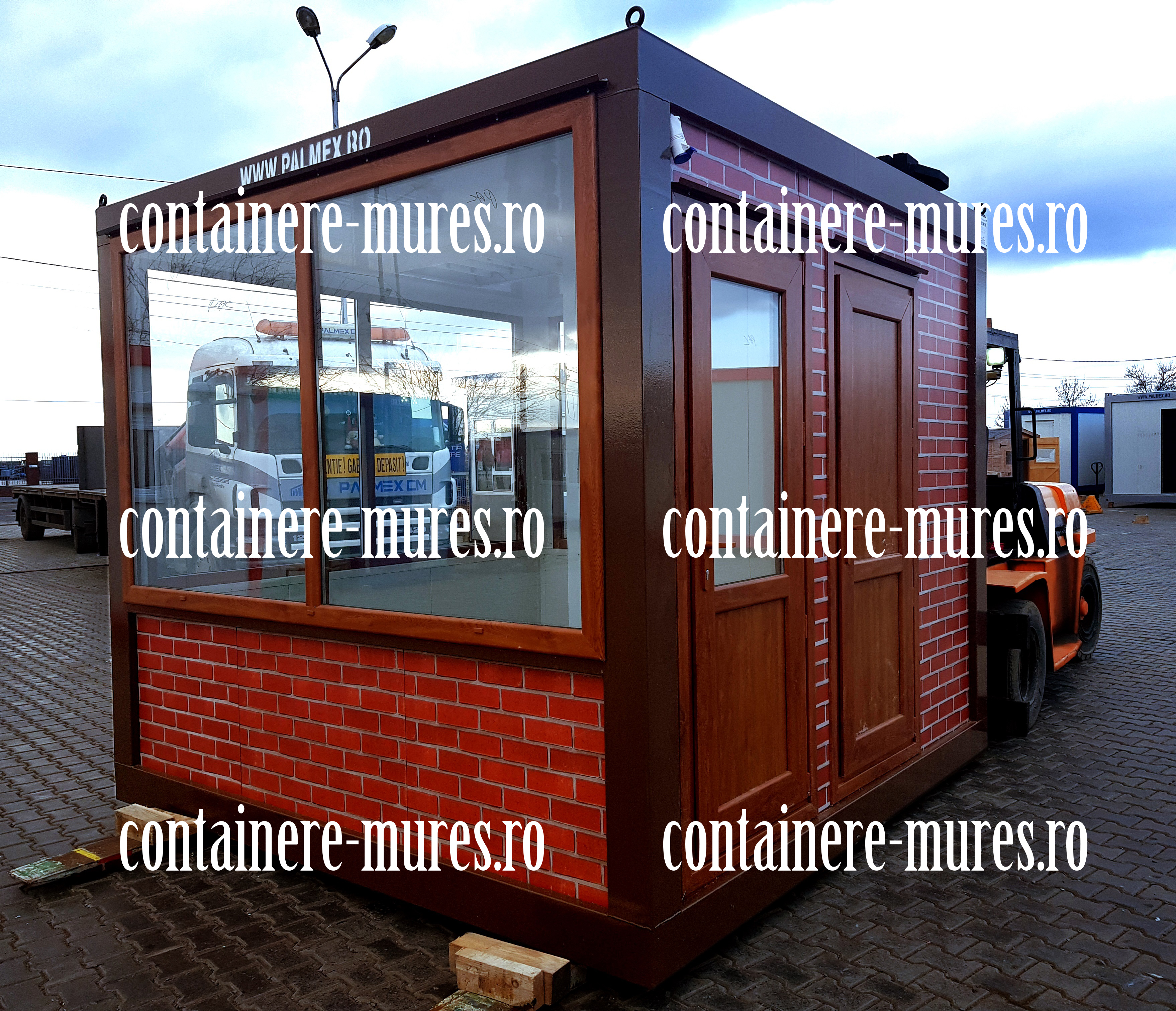 casa containere pret Mures