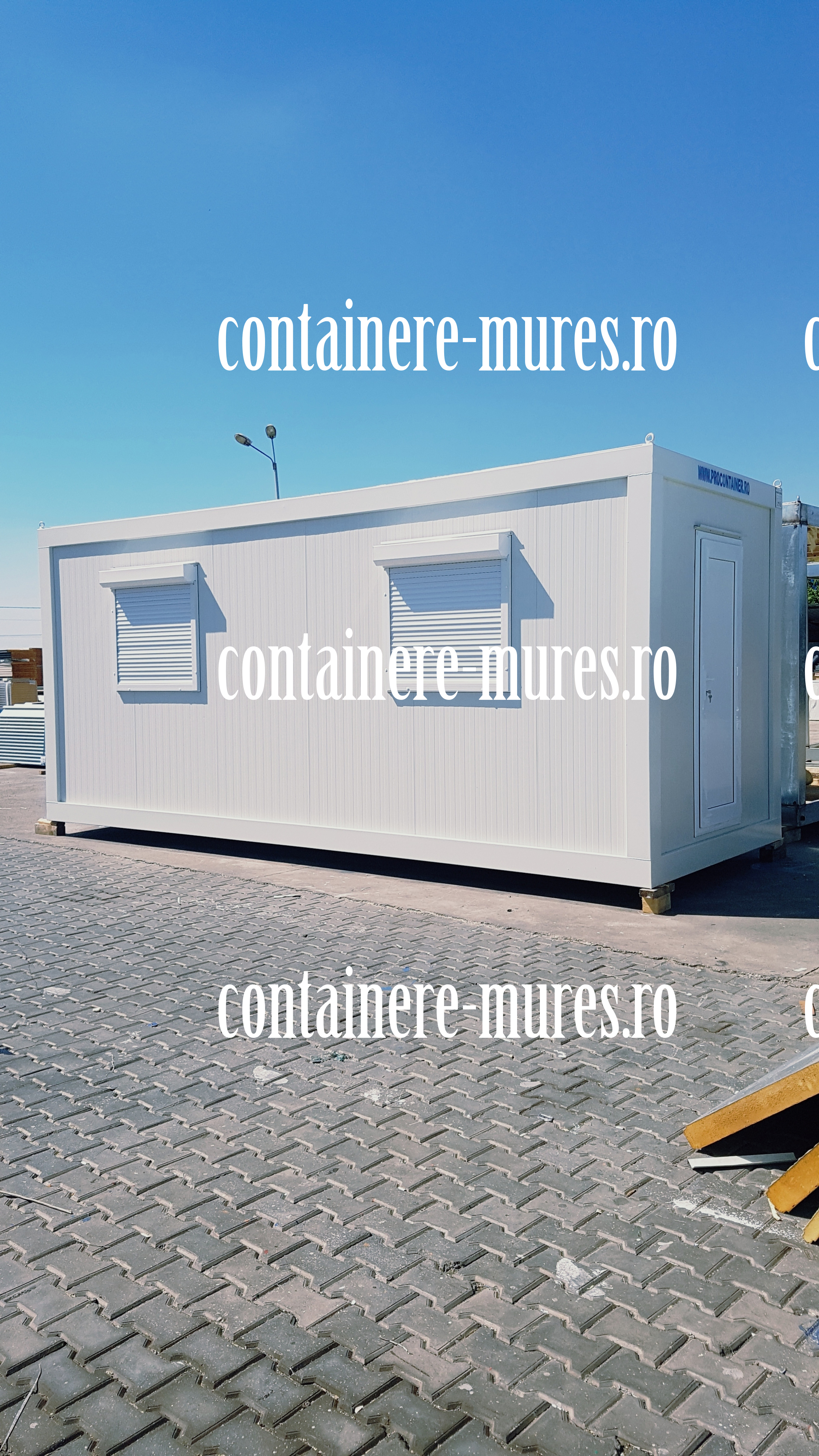 case containere modulare Mures