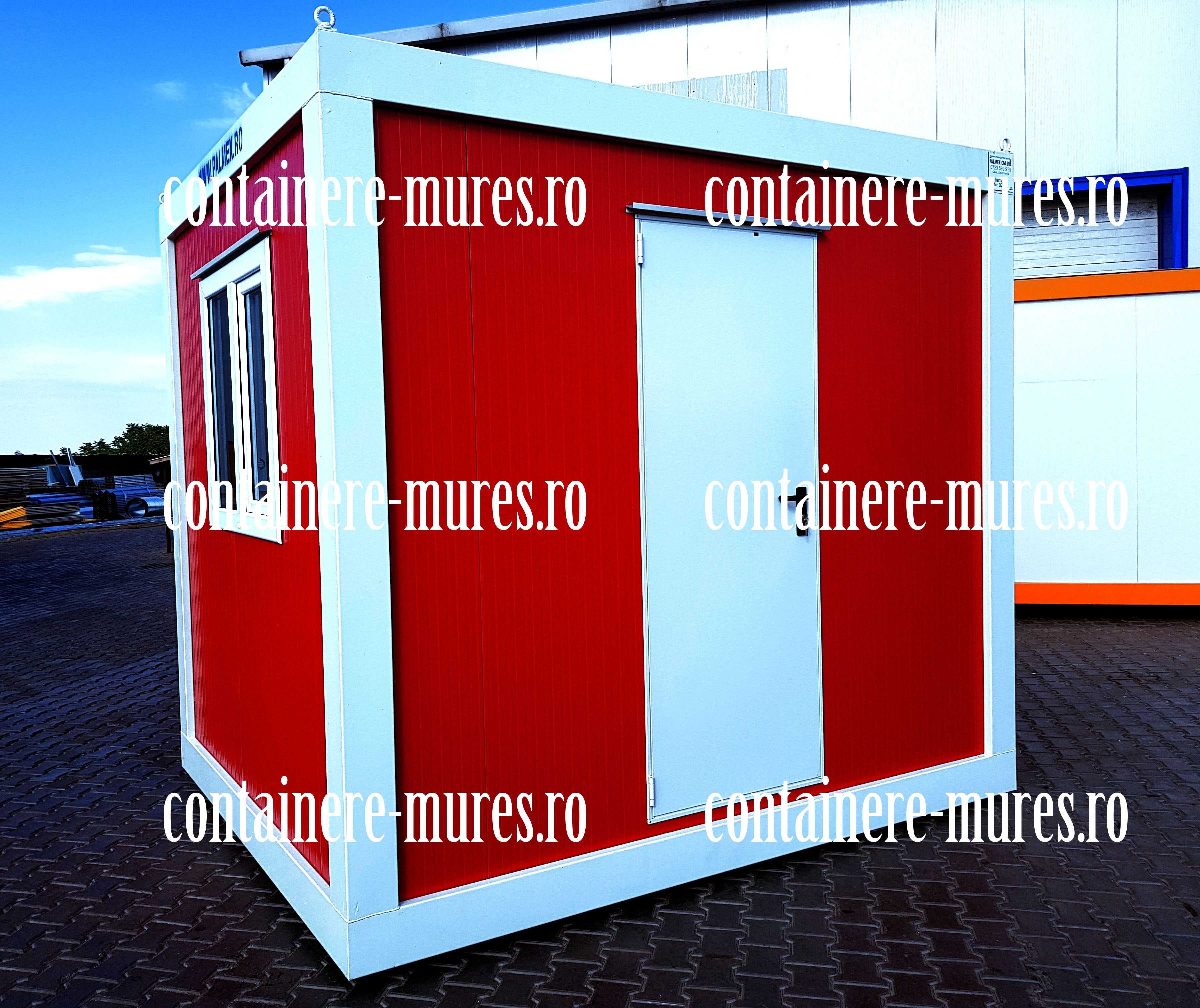 case mici din containere Mures