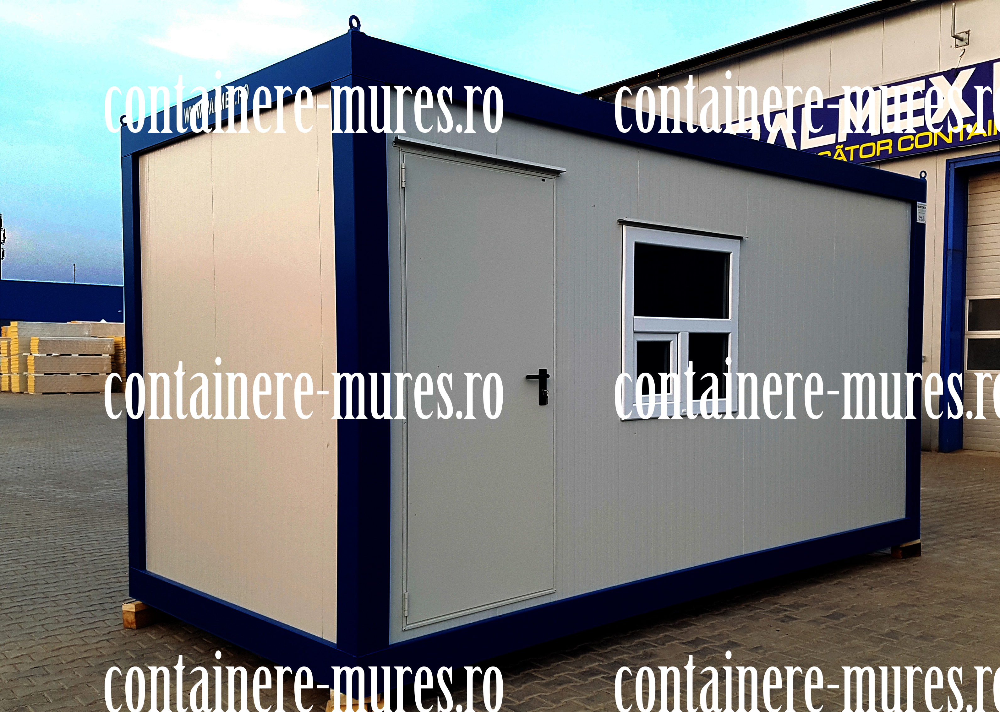 constructii containere Mures