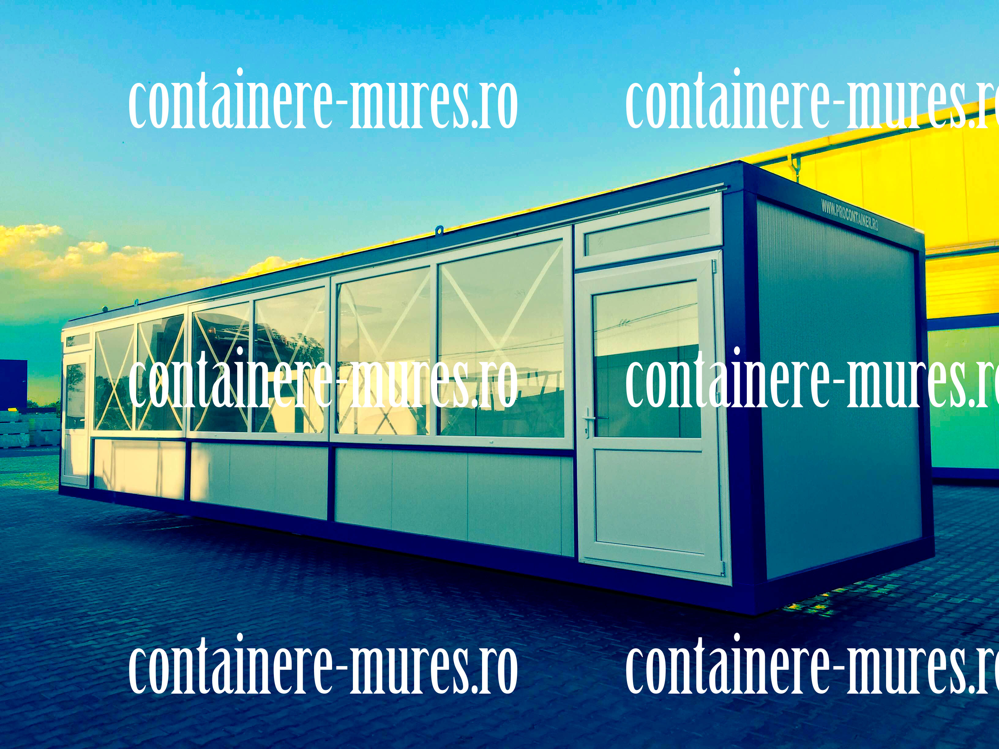 containare  Mures