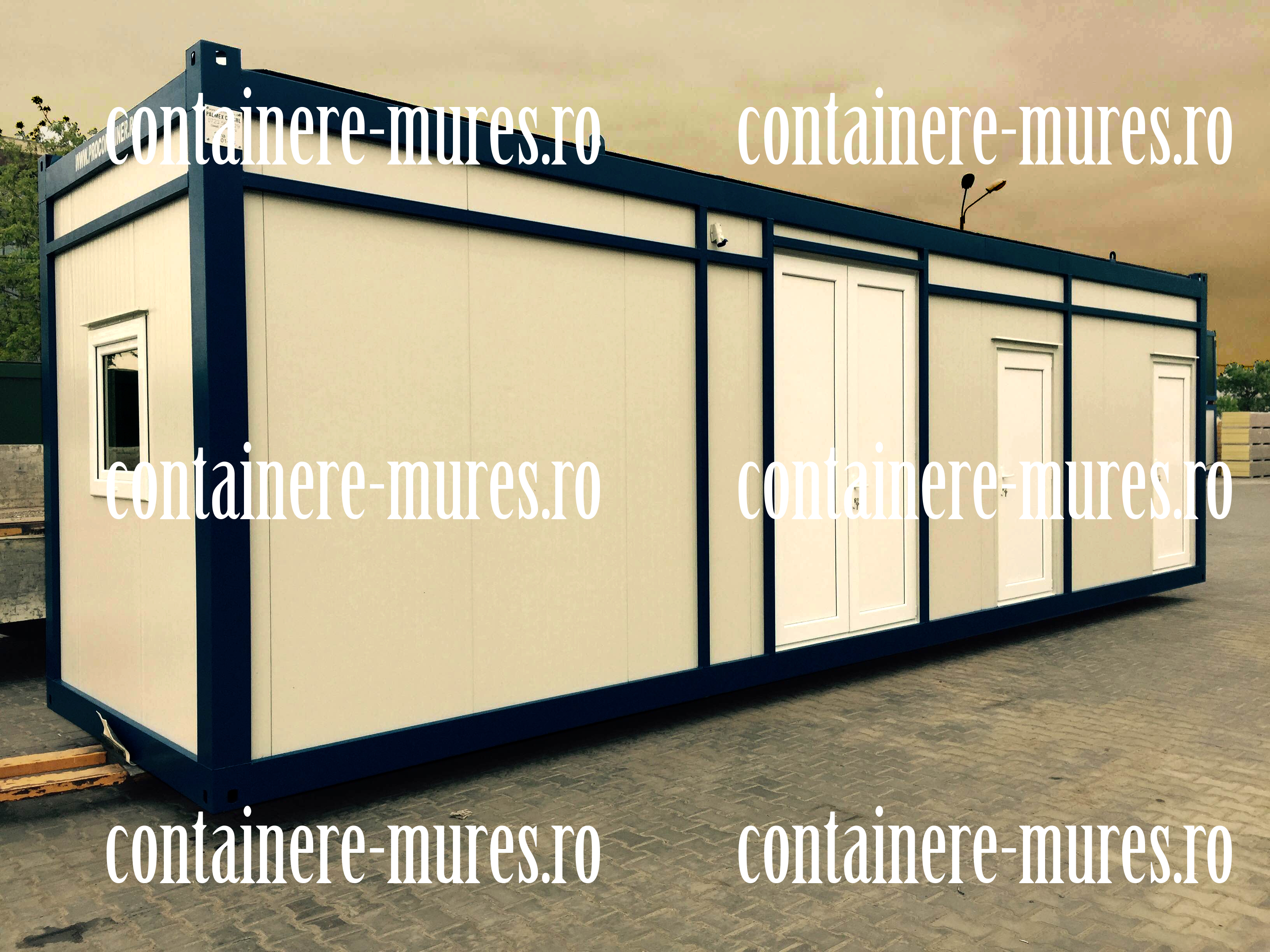 container bucatarie pret Mures