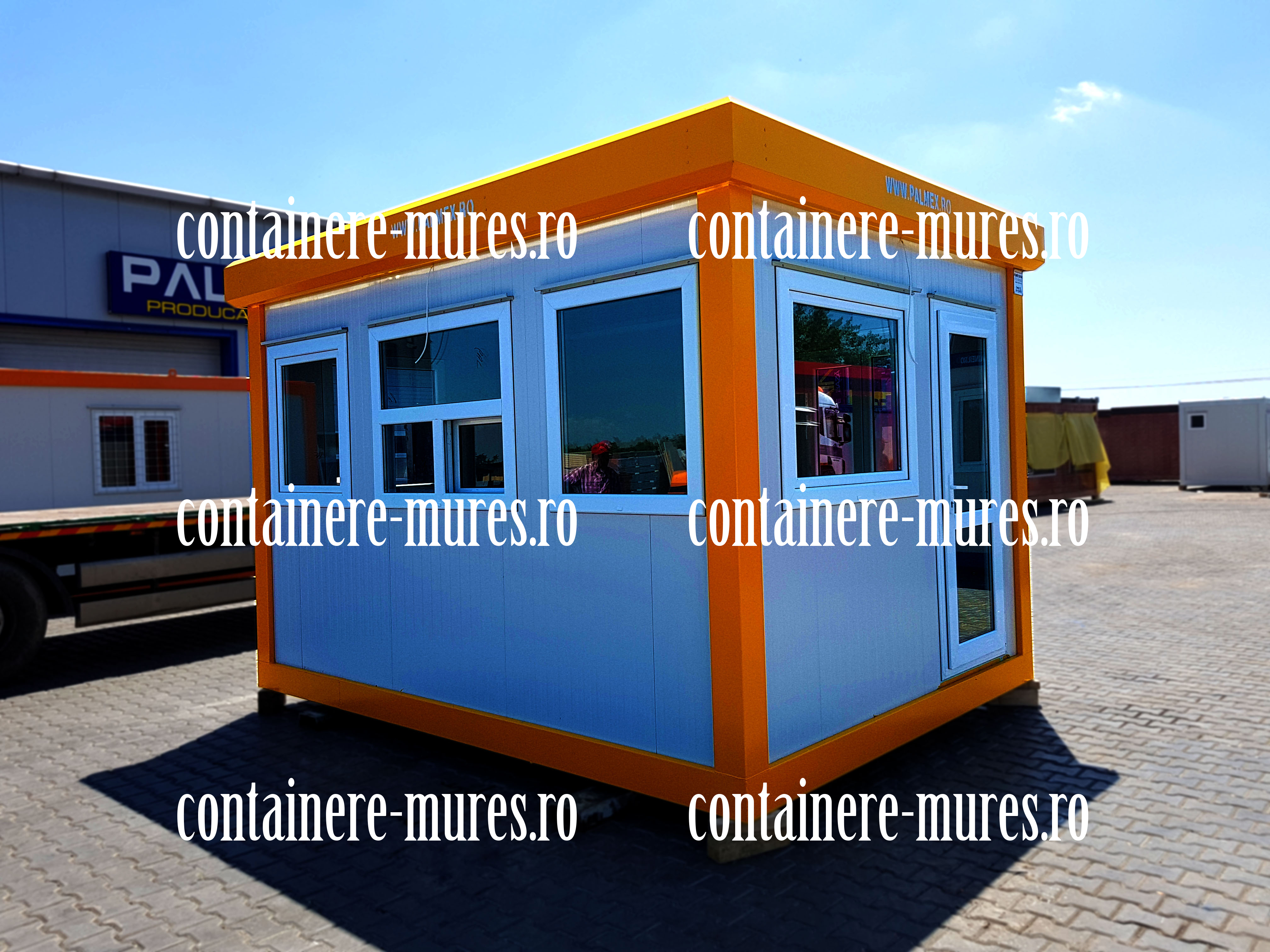 container bucatarie Mures