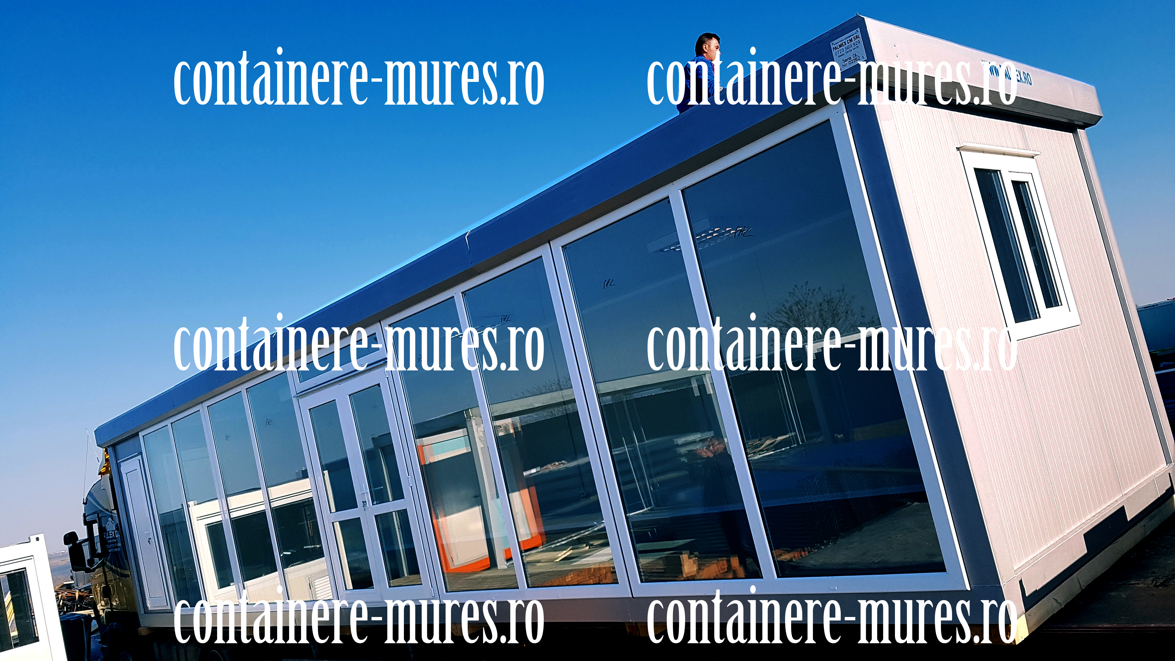 container casa Mures