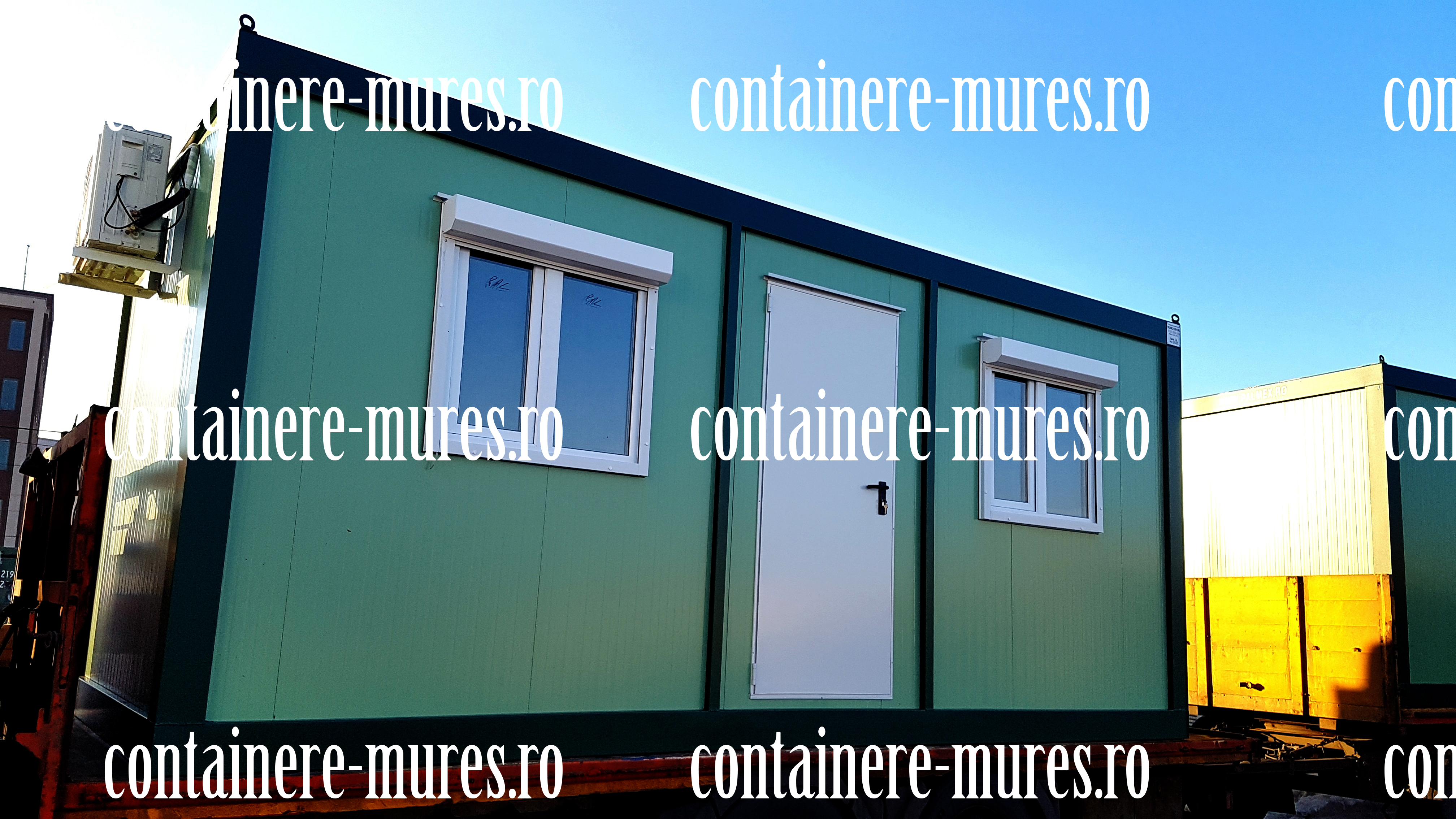 container garaj second hand Mures