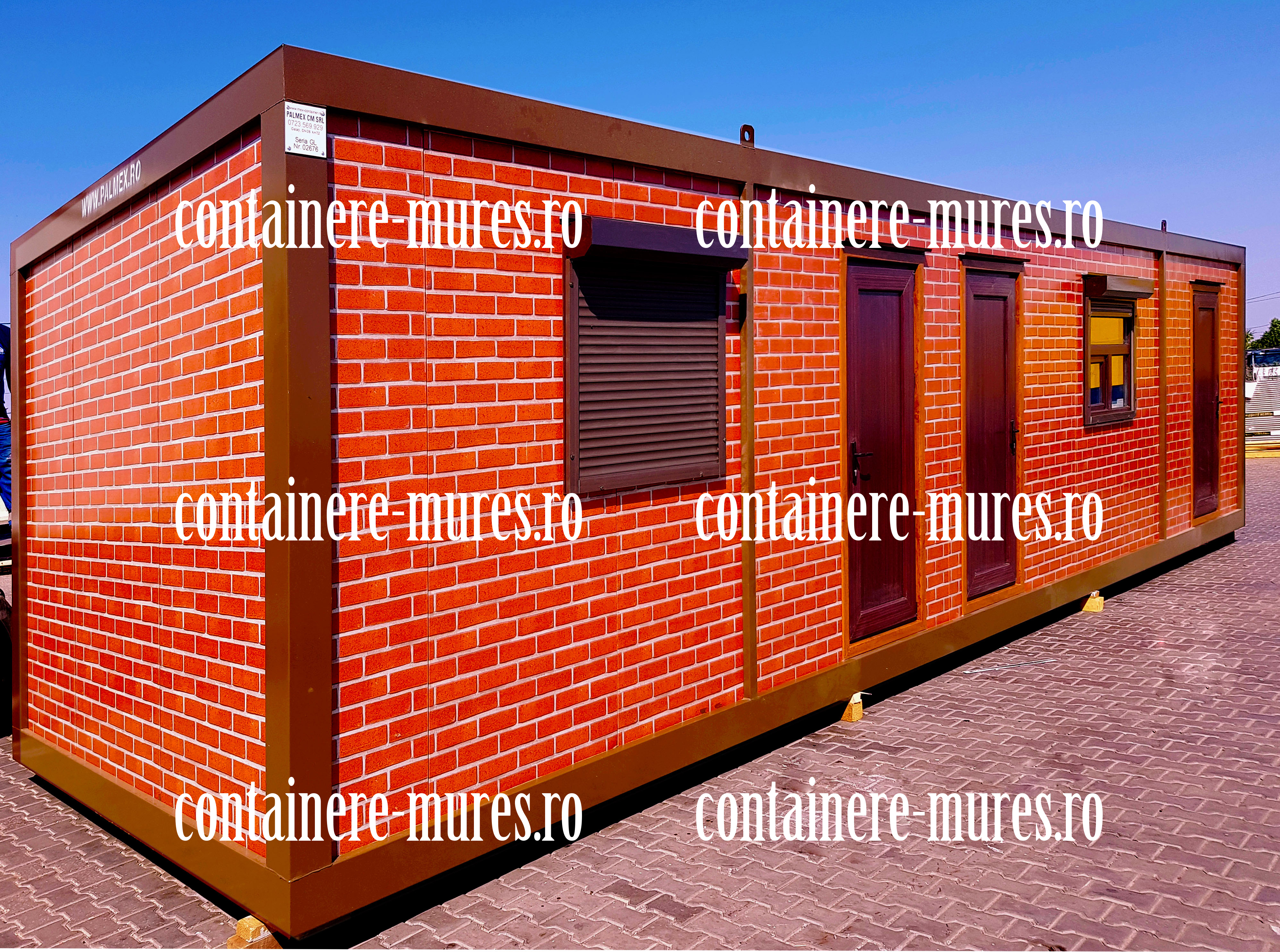 container modular second hand Mures