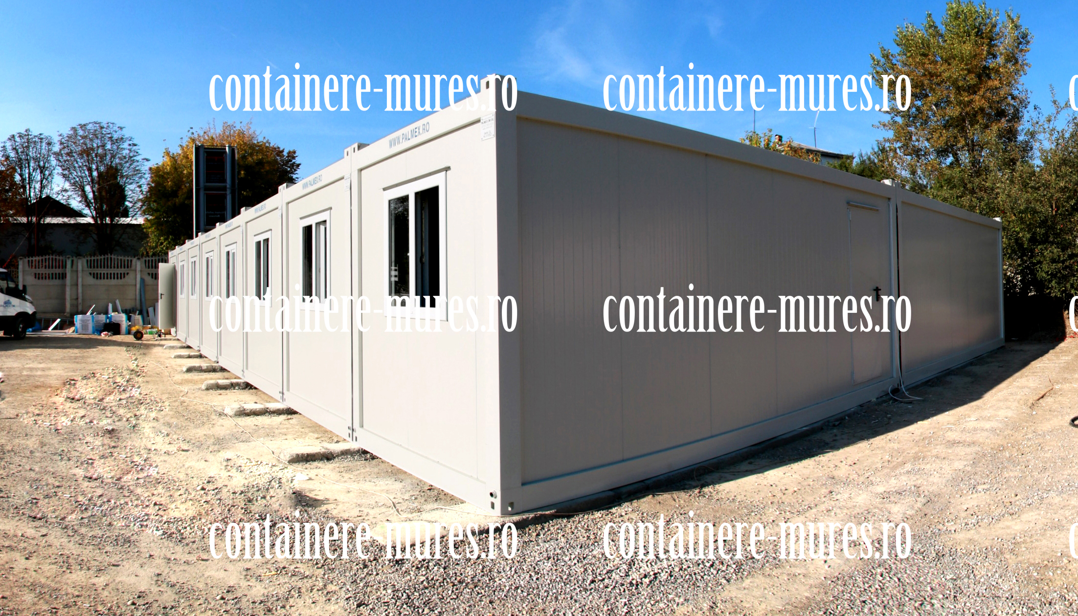containere maritime second hand pret Mures