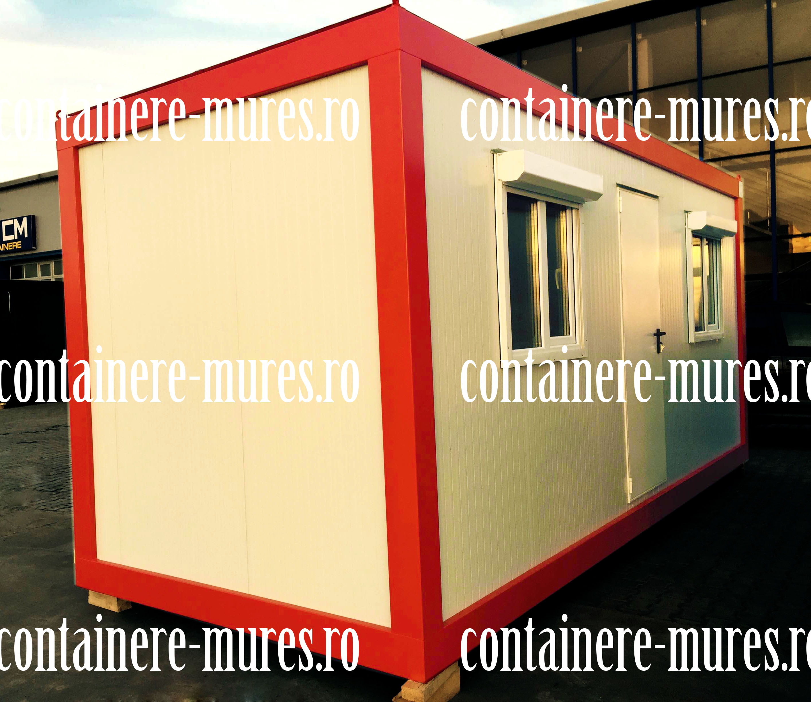 containere Mures