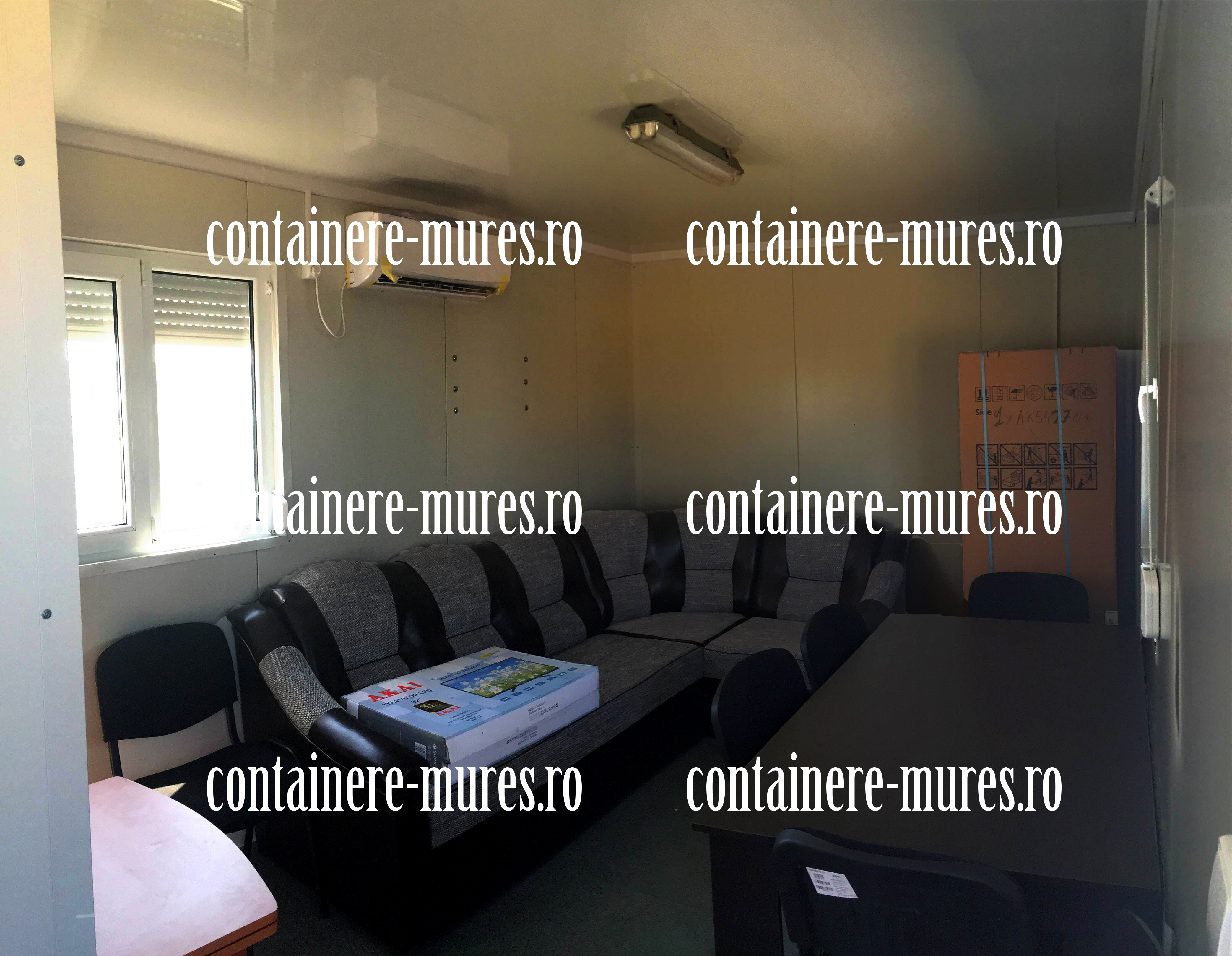 modul container Mures