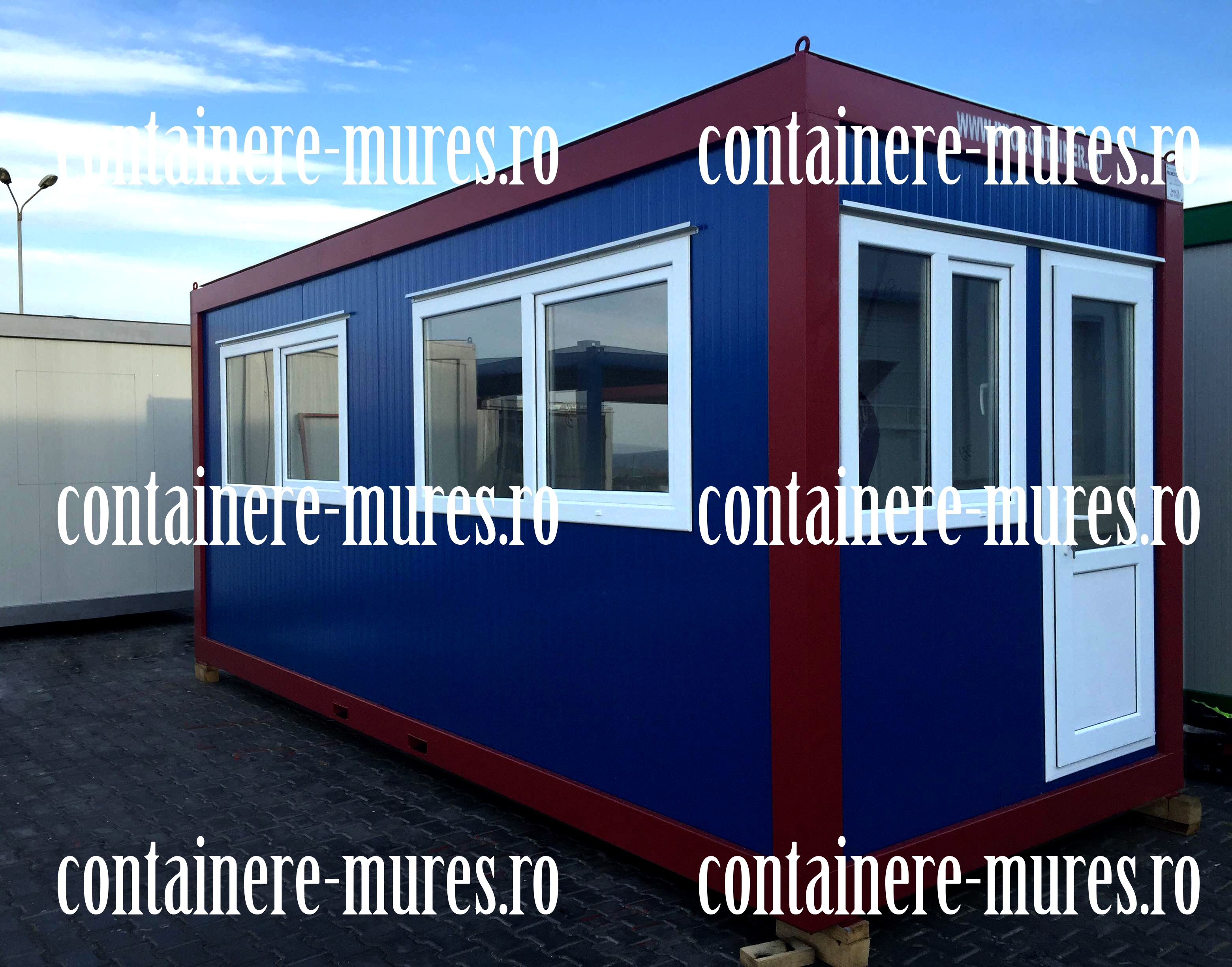 pret containere modular Mures