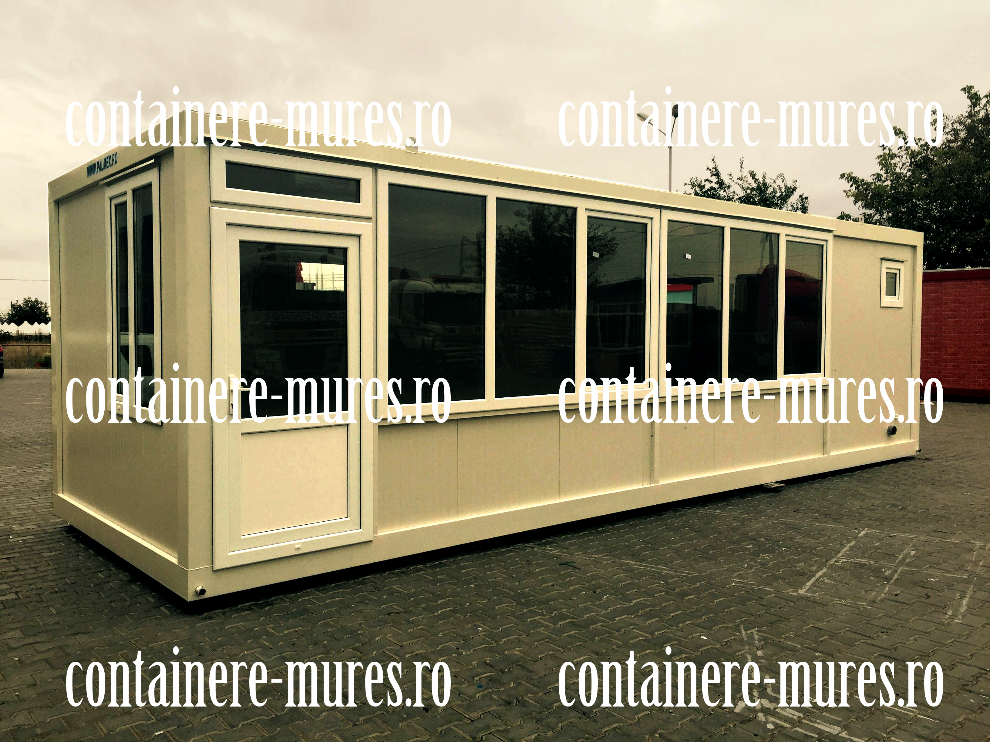 vand containere Mures