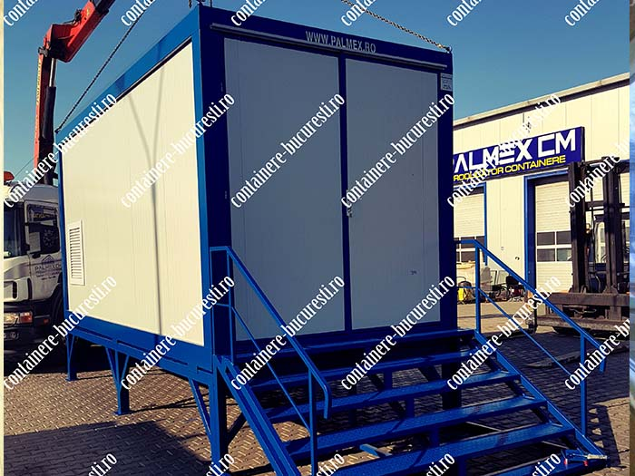 casa container Mures