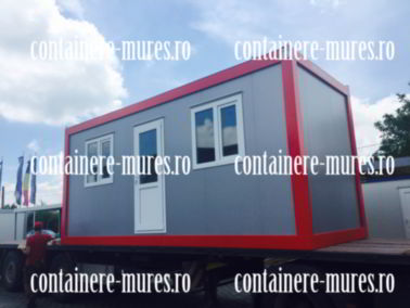 casa din containere. Mures