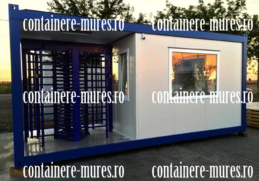 case container second hand Mures