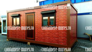 case containere maritime Mures