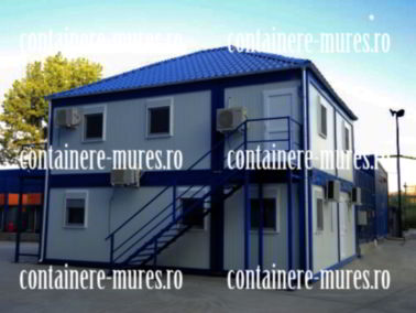 container birou second hand Mures