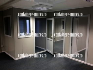 container birou Mures