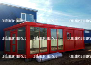 container dormitor pret Mures