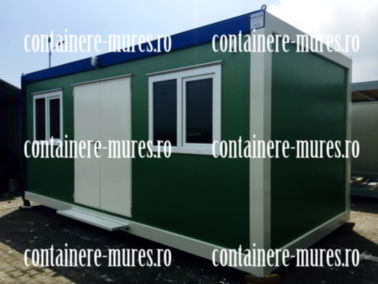 container dormitor Mures