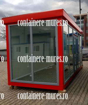 container industrial pret Mures
