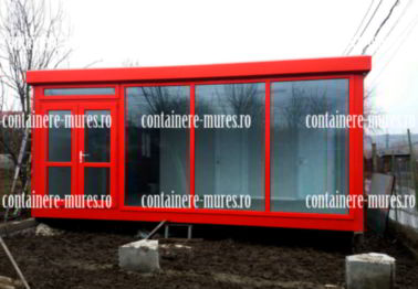 container industrial Mures
