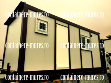 container metalic pret Mures