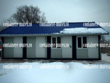 container metalic second hand pret Mures