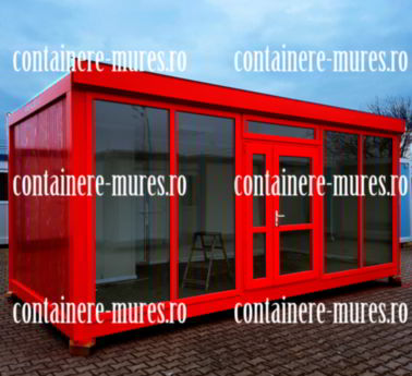 container pret second hand Mures