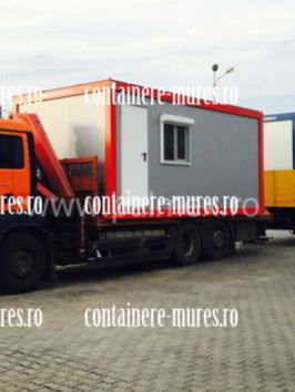 containere casa Mures