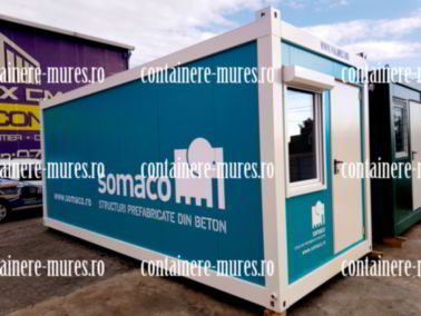 containere case Mures