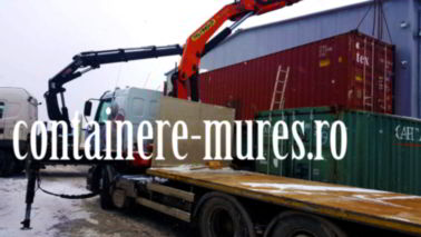 containere modulare Mures