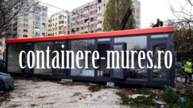 containere santier Mures
