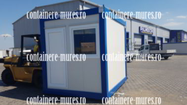 tip container Mures