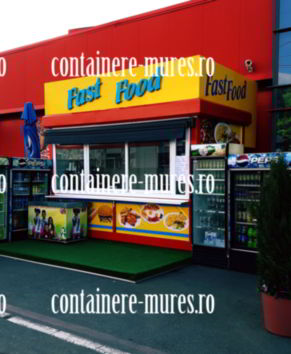 vand container second hand Mures