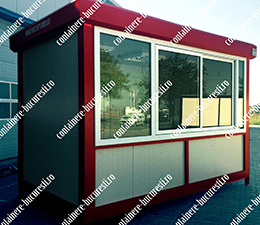 casa container pret Mures