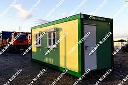container modular pret Mures