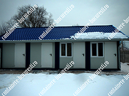 container modular second hand pret Mures