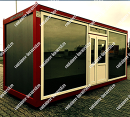container birou second hand pret Mures